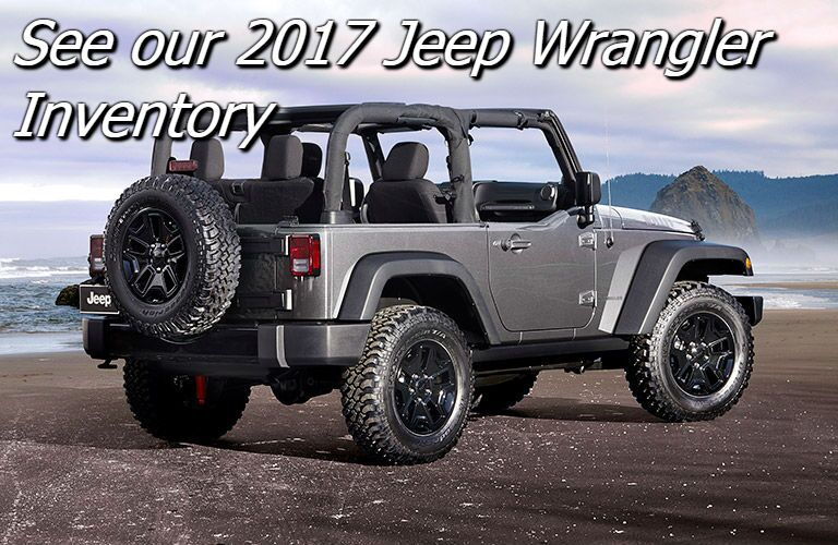 new 2017 jeep wrangler for sale in mansfield oh