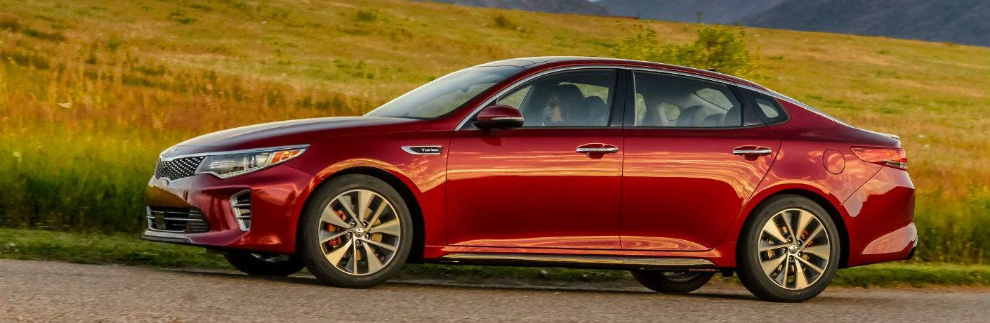 2018 Kia Optima trims for sale at Drive Spitzer