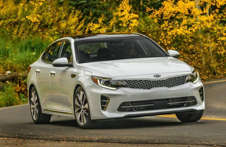 2018 Kia Optima LX LX 1.6T for sale at Drive Spitzer