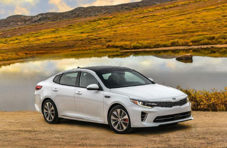 2018 Kia Optima S for sale at Spitzer Chrysler Kia