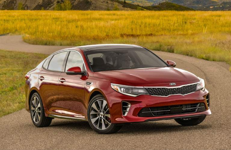 2018 Kia Optima EX for sale at Spitzer Chrysler Kia