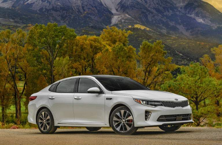 2018 Kia Optima SX for sale at Drive Spitzer Chrysler Kia