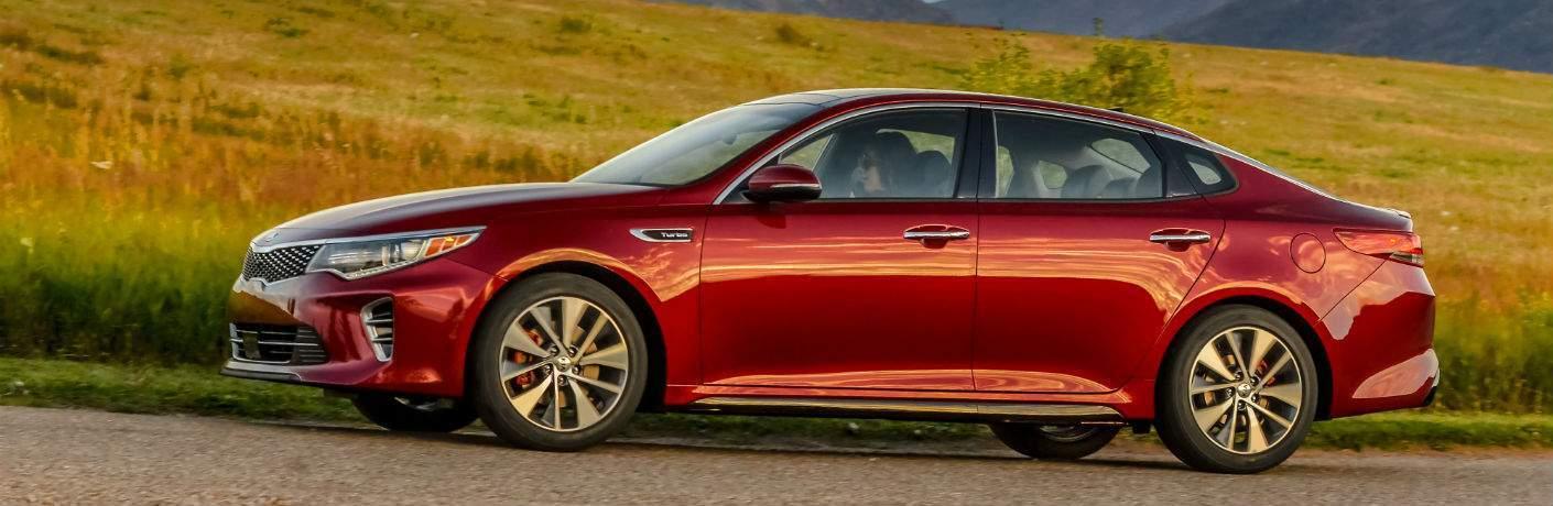 2018 Kia Optima trims for sale at Drive Spitzer