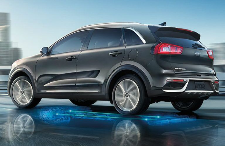 test drive the 2017 kia niro in parma oh