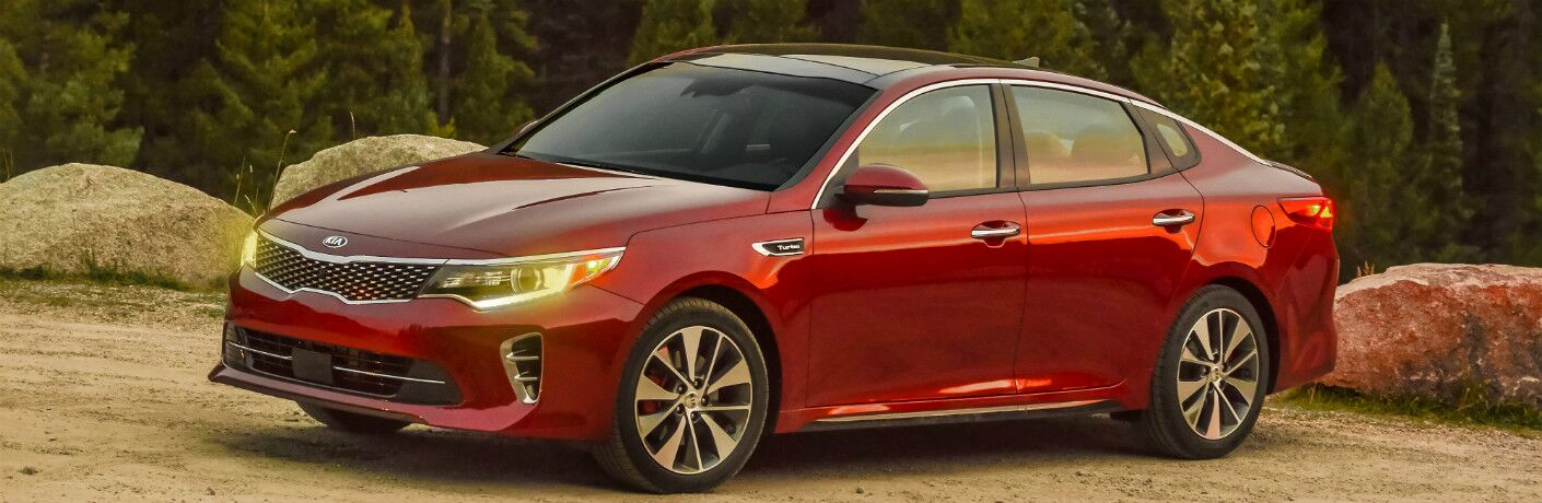 2017 Kia Optima Parma OH