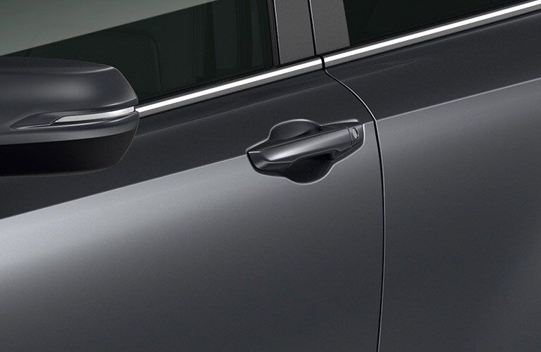 2017 Honda CR-V door handle