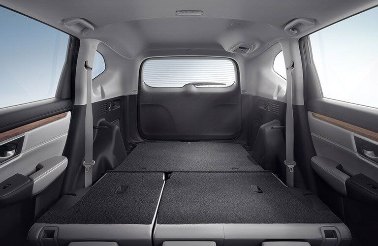 2017 Honda CR-V seats down