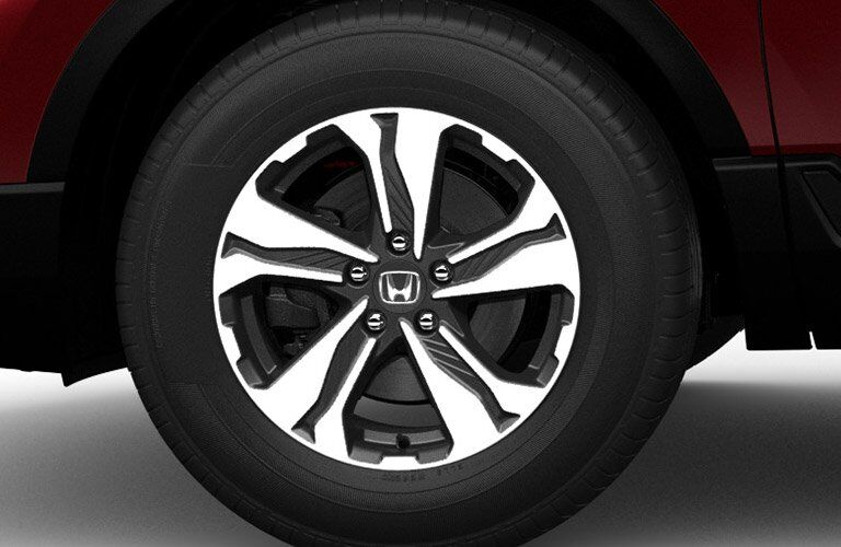 2017 Honda CR-V tire