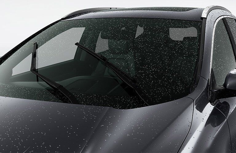 2017 Honda CR-V Touring rain sensing wipers