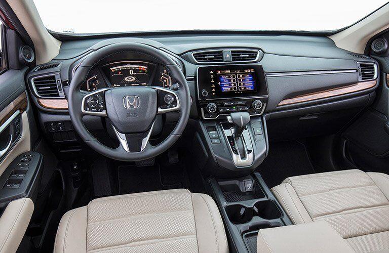 2017 Honda CR-V front seat