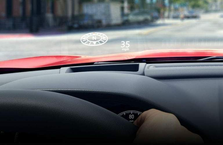 2018 Honda Accord Sedan Heads-Up Display