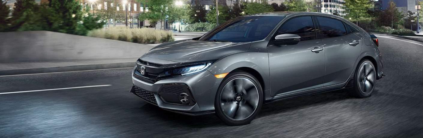 2018 Honda Civic Hatchback at Indy Honda