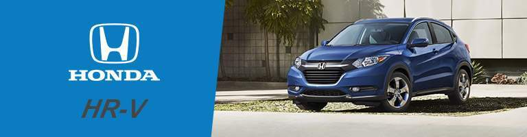 Learn more about the 2017 Honda HR-V