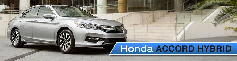 Learn more about the 2017 Honda Accord Hybrid
