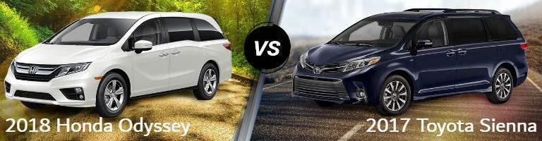 Read: 2018 Honda Odyssey vs 2017 Toyota Sienna