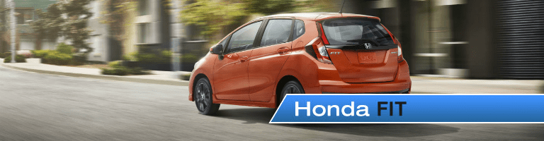 Learn more about the 2018 Honda Fit