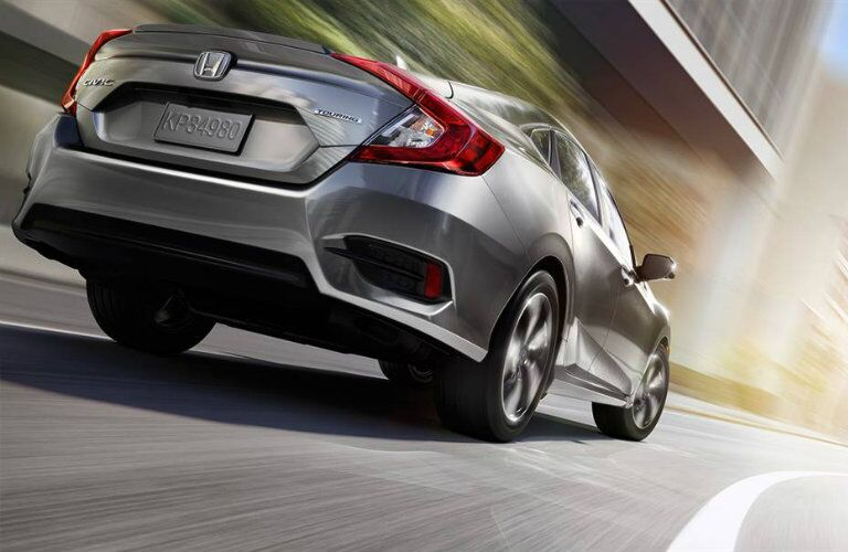 2016 Honda Civic Touring fuel ecnonomy