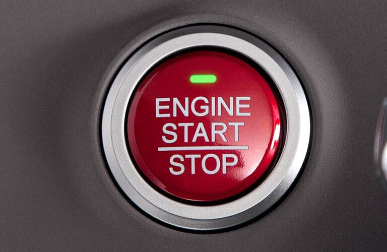 2017 Honda Odyssey push button start