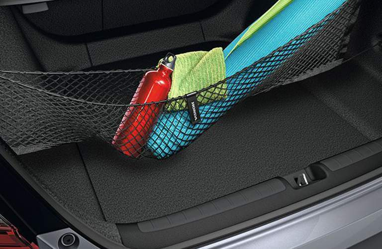 2018 Honda Accord cargo space with cargo net