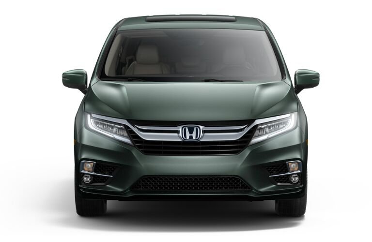 2018 Honda Odyssey Lafayette IN Exterior Features