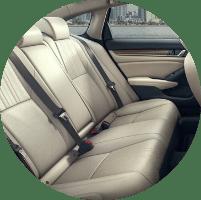 2018 Honda Accord Sedan seating