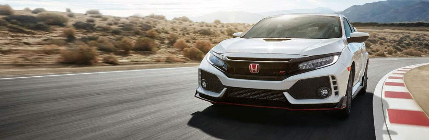 2018 Honda Civic Type R available at Bob Rohrman Honda