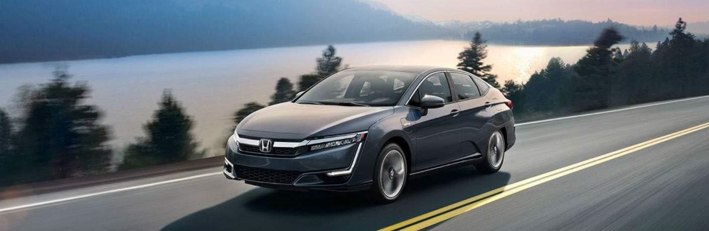 2018 Honda Clarity Plug-in Hybrid available at Bob Rohrman Honda