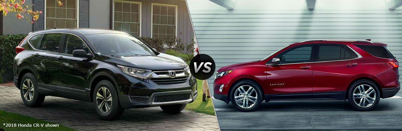 2018 Honda CR-V vs 2018 Chevrolet Equinox | Rohrman Honda
