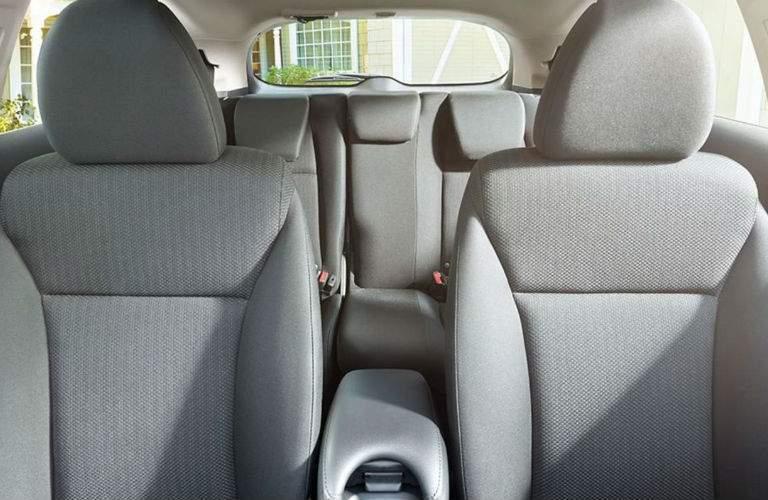 2018 Honda HR-V seats
