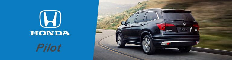 new Honda Pilot Indianapolis IN