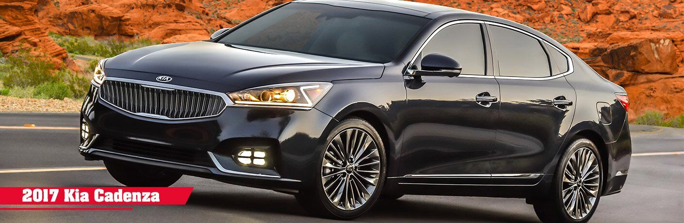 2017 Kia Cadenza in South Attleboro, MA