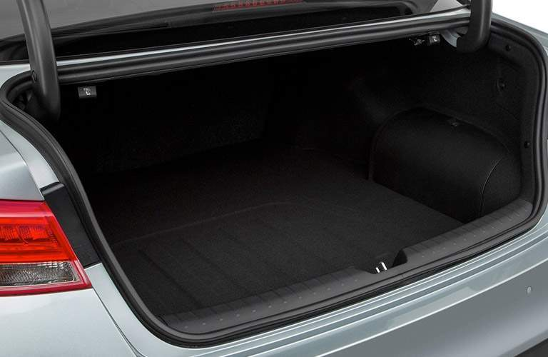 2017 Kia Optima Hybrid interior trunk