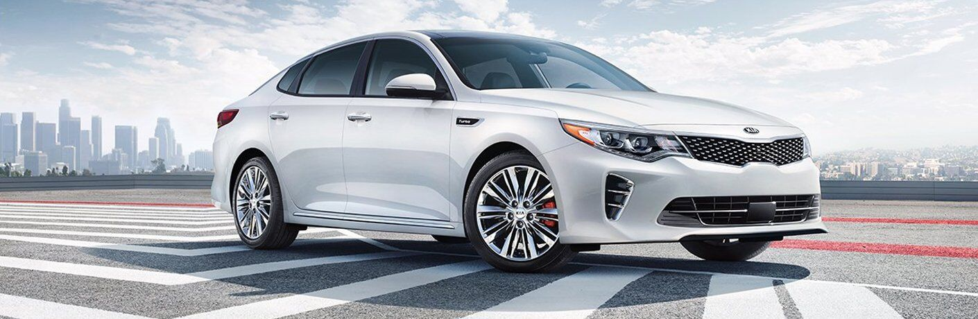 2017 Kia Optima in Attleboro, MA
