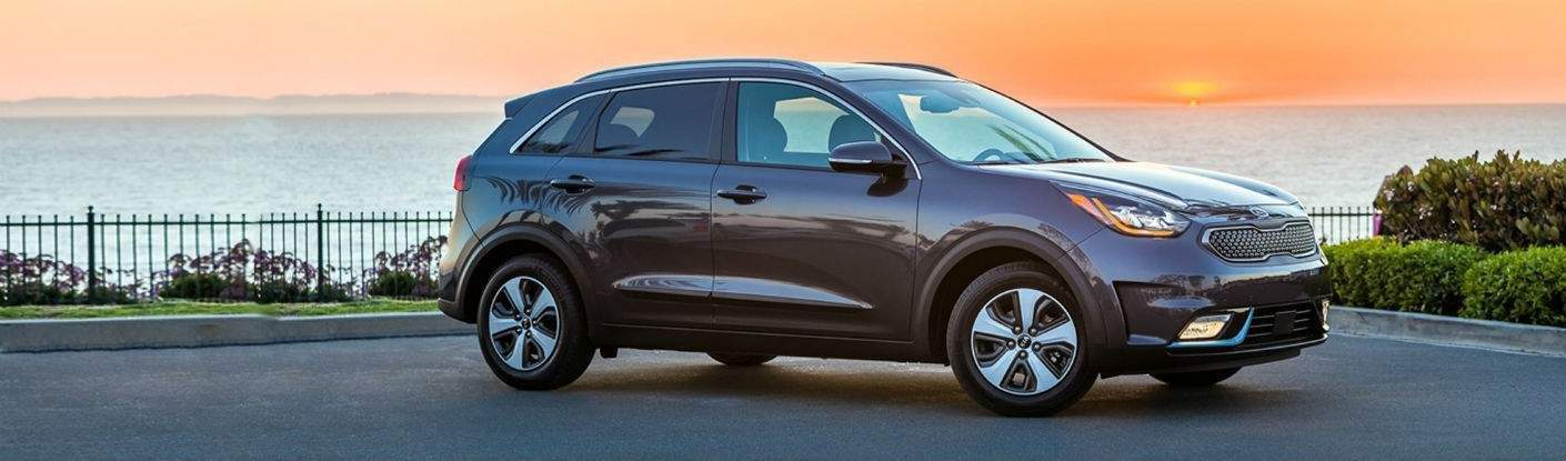 2018 Kia Niro Plug-In Hybrid in South Attleboro, MA