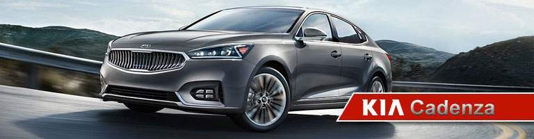 Learn more about the 2017 Kia Cadenza
