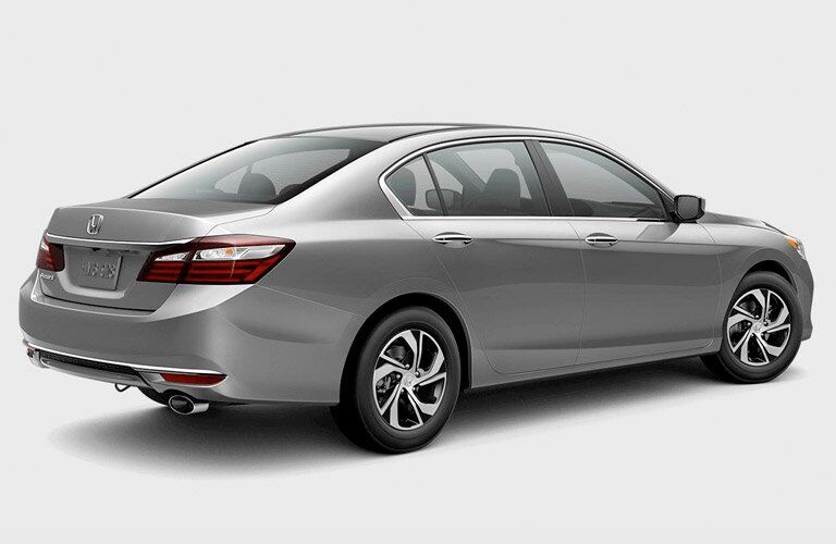 2017 Honda Accord sporty design