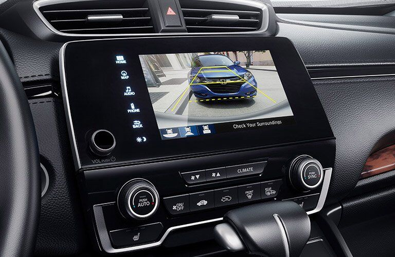 2017 Honda CR-V backup camera