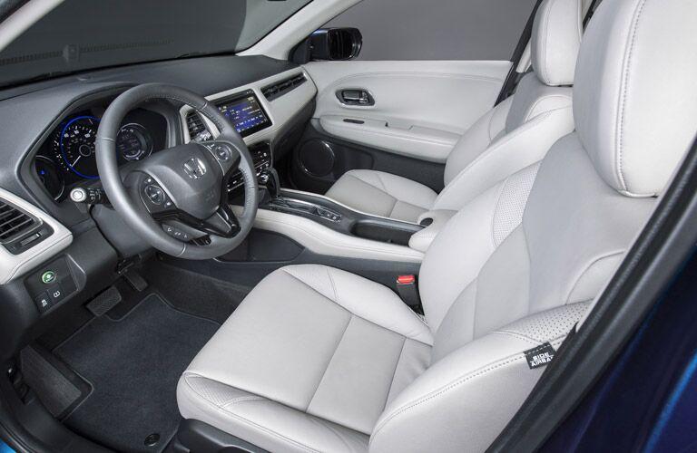 2017 Honda HR-V Interior Upholstery