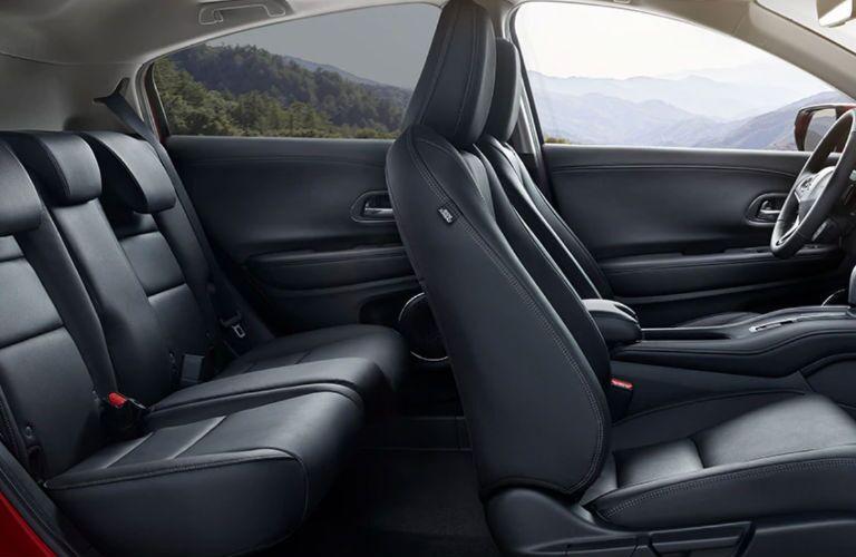 2020 Honda HR-V Touring seating