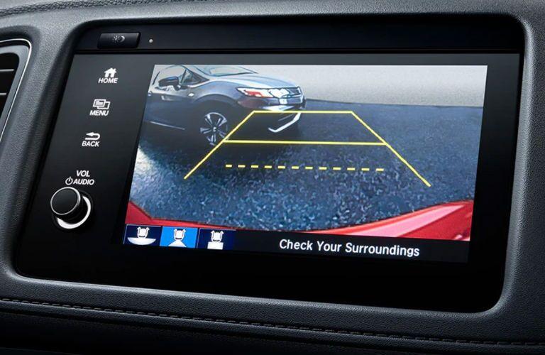 2020 Honda HR-V Touring rear view camera