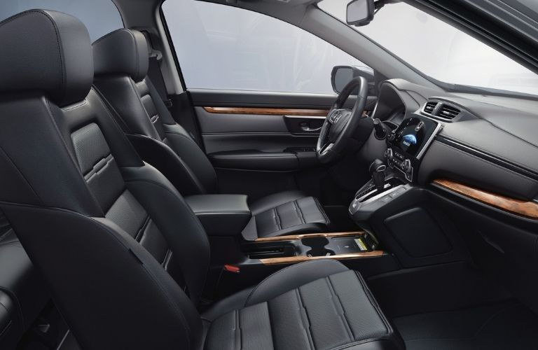 2021 Honda CR-V seats