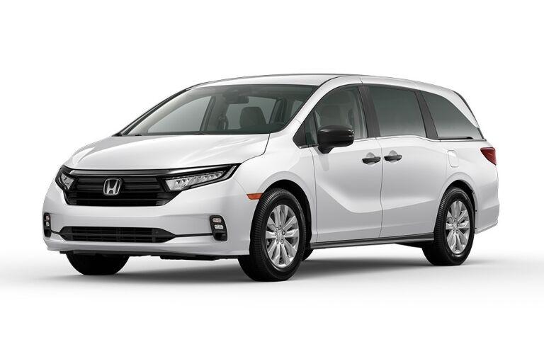 2022 Honda Odyssey front end