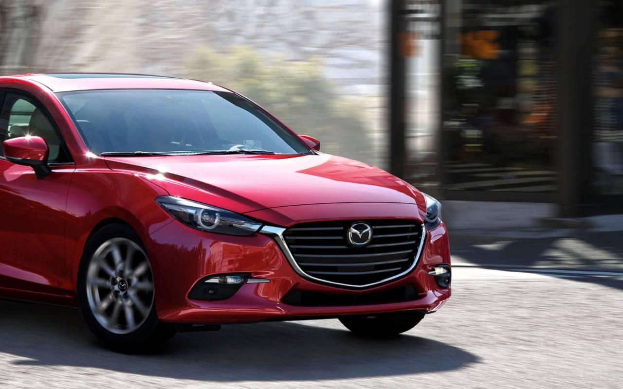 2018 Mazda3 SKYACTIV-VEHICLE DYNAMICS