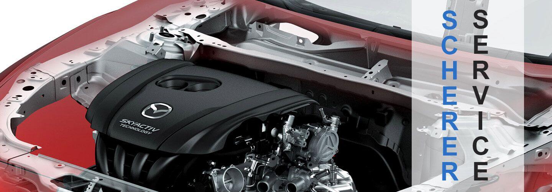 Scherer Mazda
