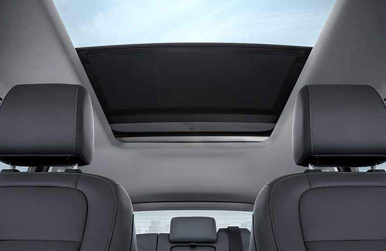 2017 Ford Escape Panoramic Sunroof