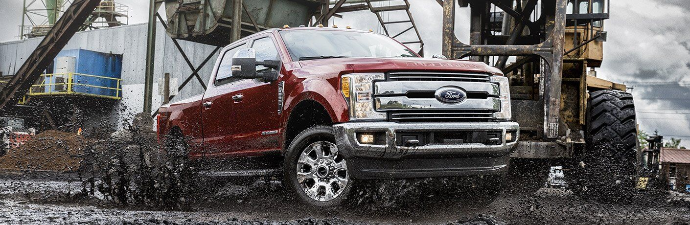 2017 Ford F-250 SuperDuty Exterior