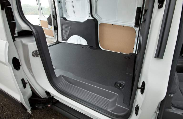 2018 Ford Transit Connect side door