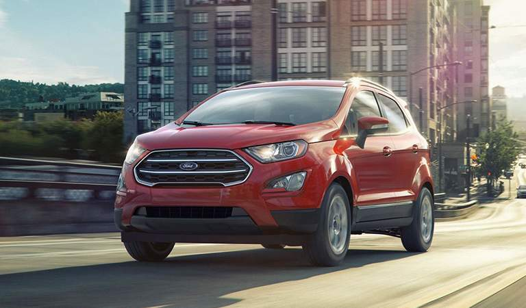 Ford EcoSport Hardeeville, SC