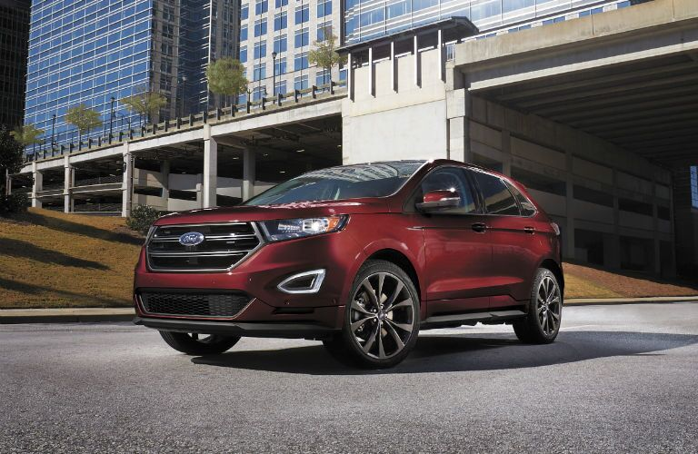 2017 Ford Edge has one of the smoothest rides in the class