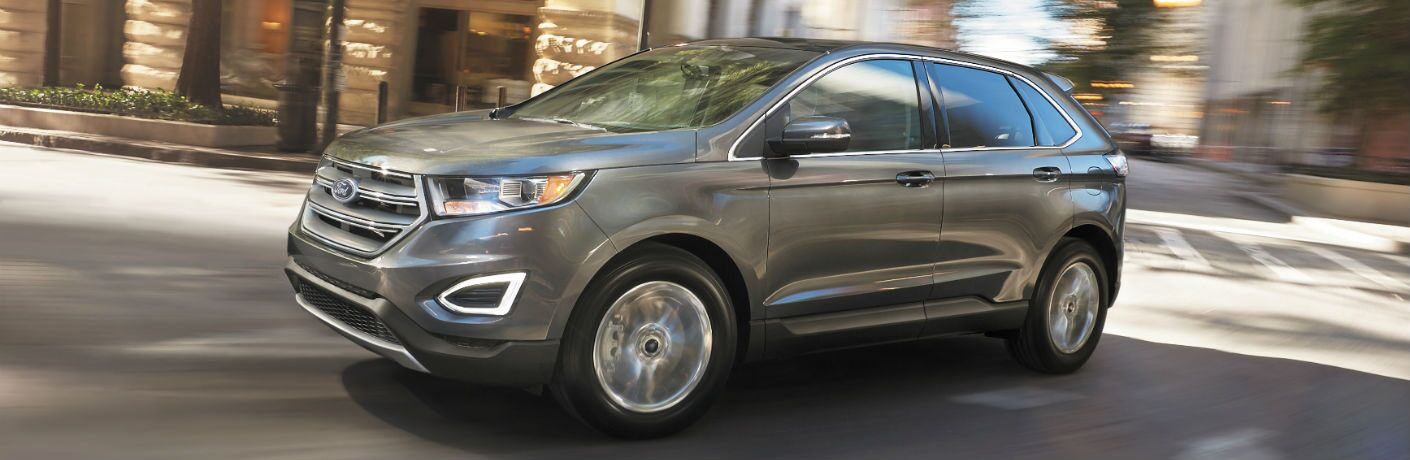 2017 Ford Edge near Savannah, GA